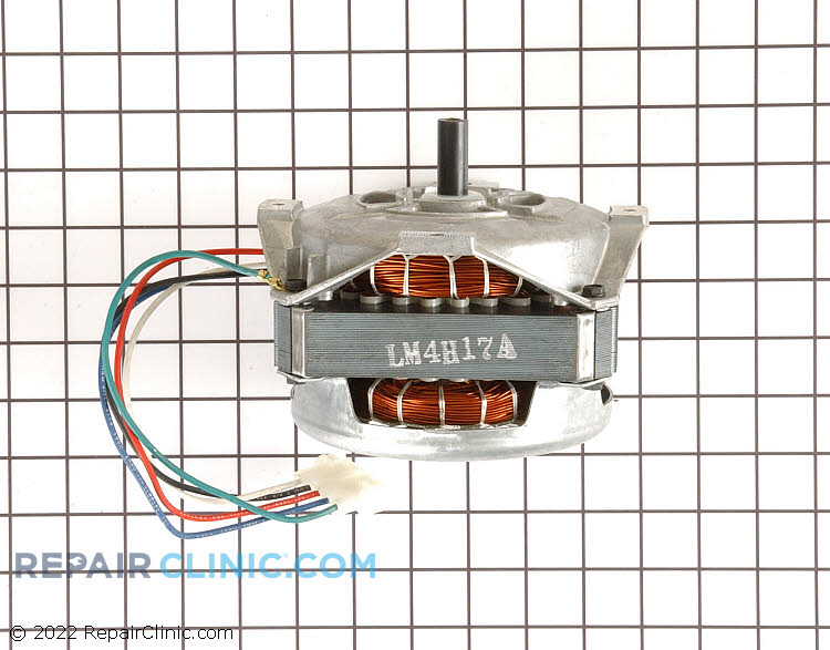 Drive Motor WD26X10002 Alternate Product View