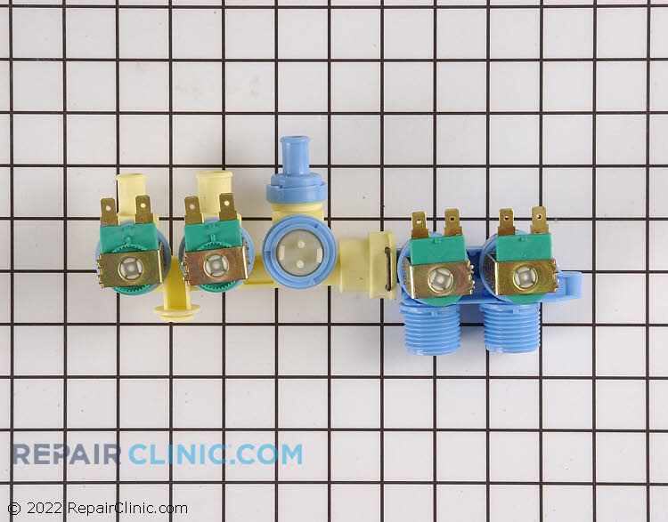 Water Inlet Valve WP33002211 Alternate Product View