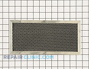 Charcoal Filter - Part # 1266682 Mfg Part # W10120840A