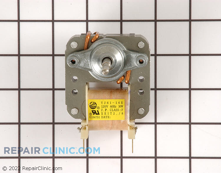Fan Motor 8185211 Alternate Product View