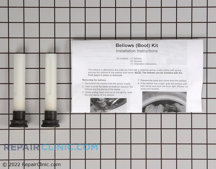 Door Boot Seal 134728400       Alternate Product View