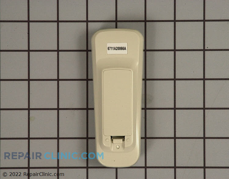 Remote Control 6711A20066A Alternate Product View