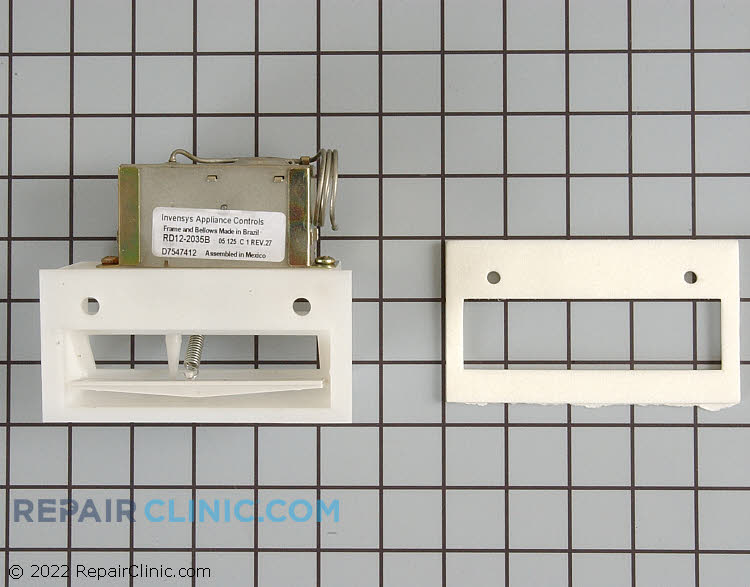 Damper Control Assembly R9900110        Alternate Product View
