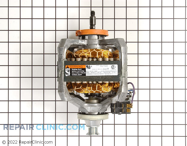 Drive Motor W10416573 Alternate Product View