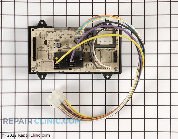 Oven Control Board WB27T10594 Alternate Product View