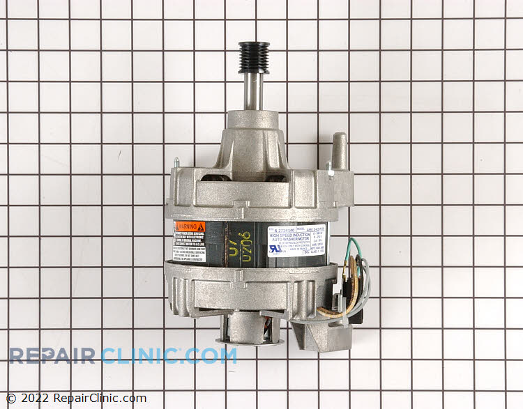 Drive Motor WP22003856 Alternate Product View