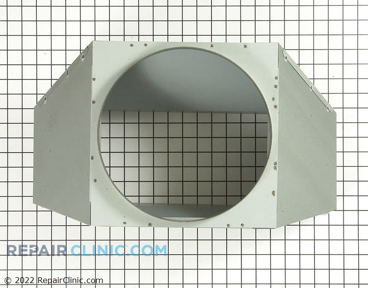Air Duct WP4396915 Alternate Product View
