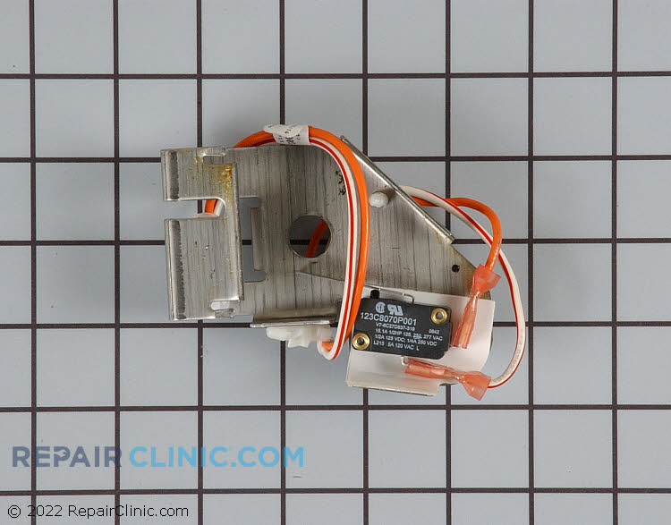 Lid Switch Assembly WH12X1051       Alternate Product View