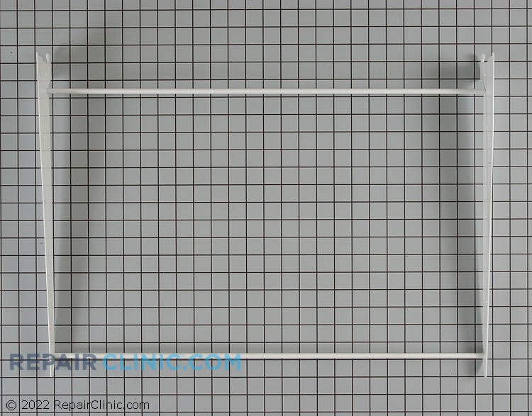 Shelf Frame without Glass W10840992 Alternate Product View