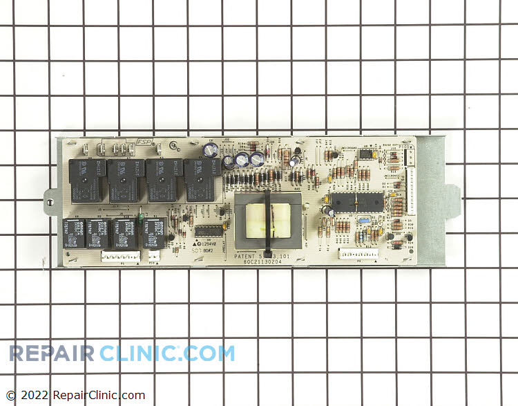 Relay Board WP9782437 Alternate Product View