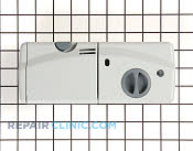 Detergent Dispenser - Part # 2448639 Mfg Part # 154860103