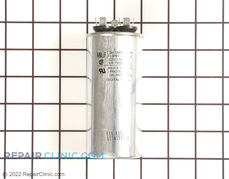Capacitor 0CZZA20001L     Alternate Product View