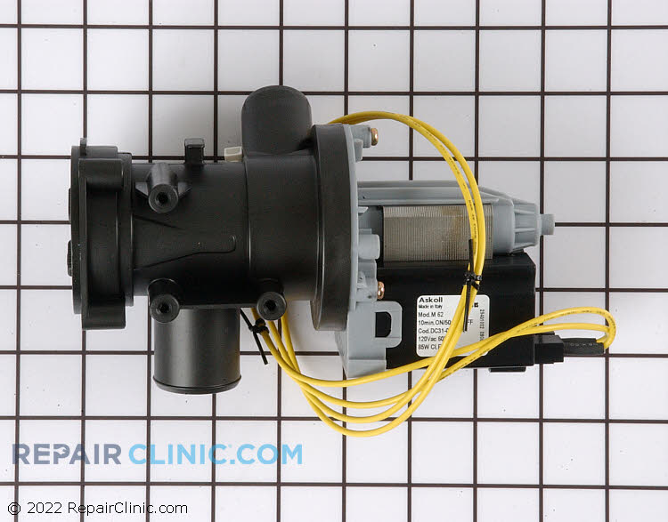 Drain Pump WH23X10011 Alternate Product View