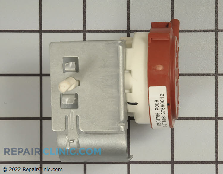 Pressure Switch WH12X10378 Alternate Product View