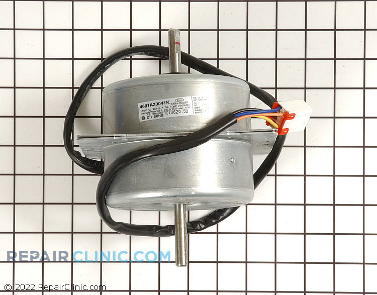 Fan Motor 4681A20041K Alternate Product View