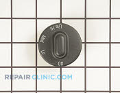 Control Knob - Part # 1511 Mfg Part # WP71001641