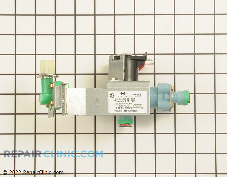 Water Inlet Valve WP2304835 Alternate Product View
