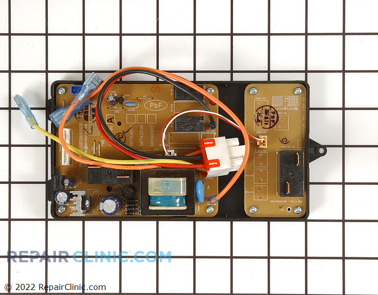 Main Control Board 6871A10188A     Alternate Product View