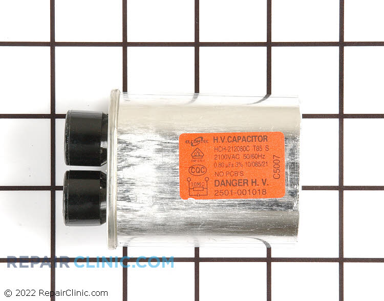High Voltage Capacitor WB27X10102 Alternate Product View