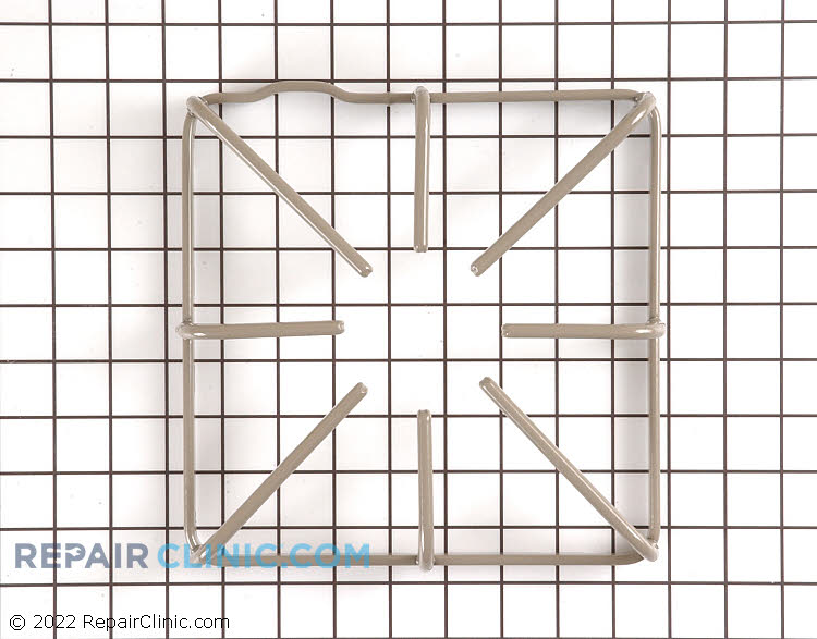 Burner Grate WB31K10018 Alternate Product View