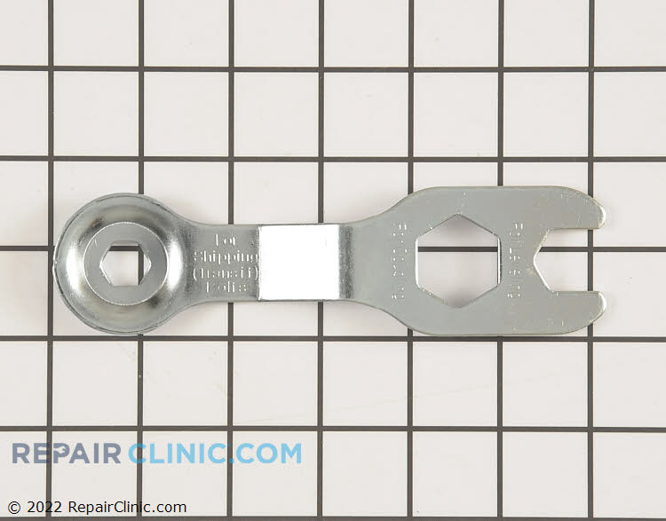 Leg adjusting wrench for LG laundry products