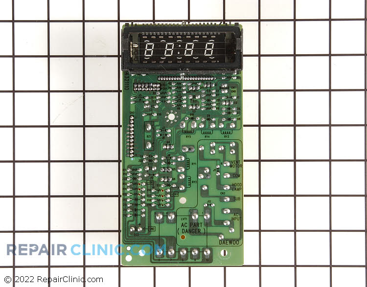 Main Control Board 3514321600      Alternate Product View