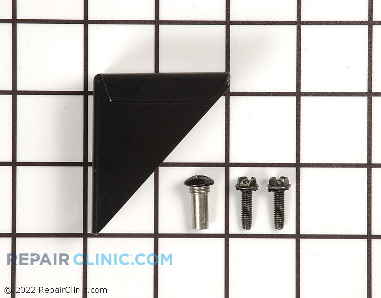 Bottom Hinge 11624-1-S-BLK   Alternate Product View