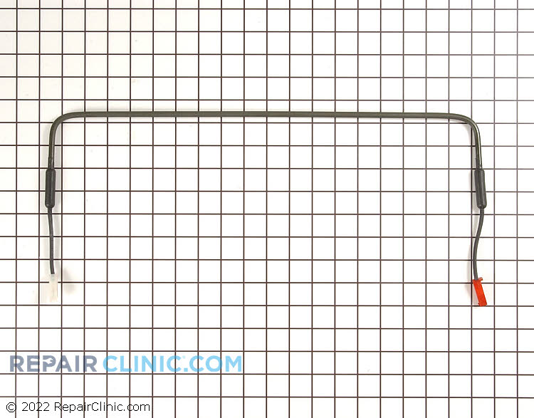 Defrost Heater Assembly 240356221 Alternate Product View