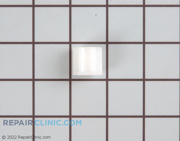 "Compression nut, 5/16"" plastic water line"