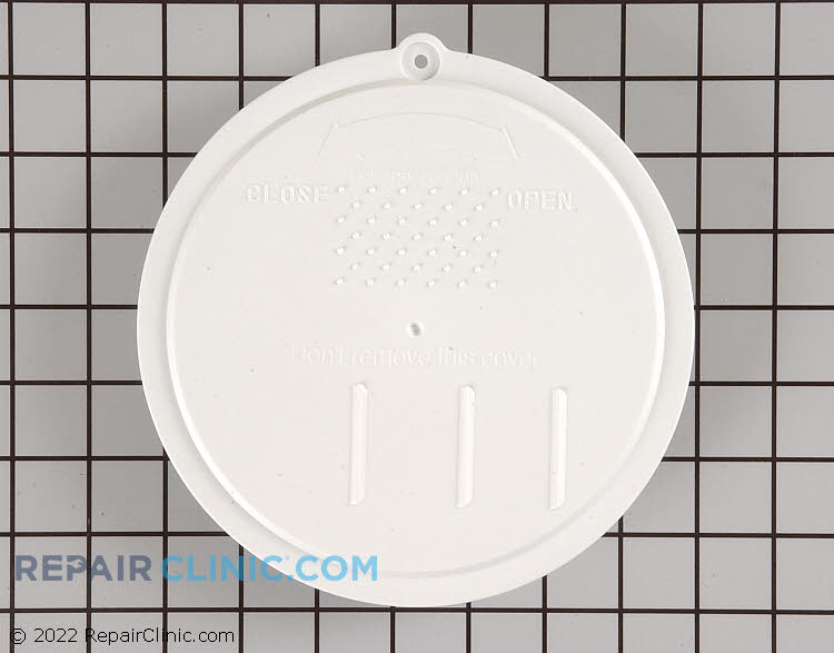 Stirrer Blade Cover W10207756 Alternate Product View