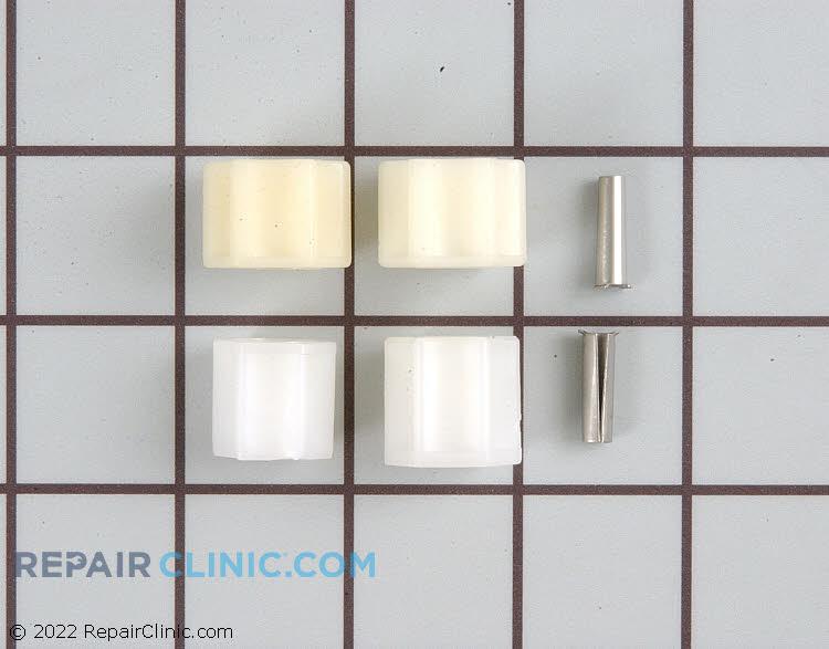 Nut & insert kit, plastic water line