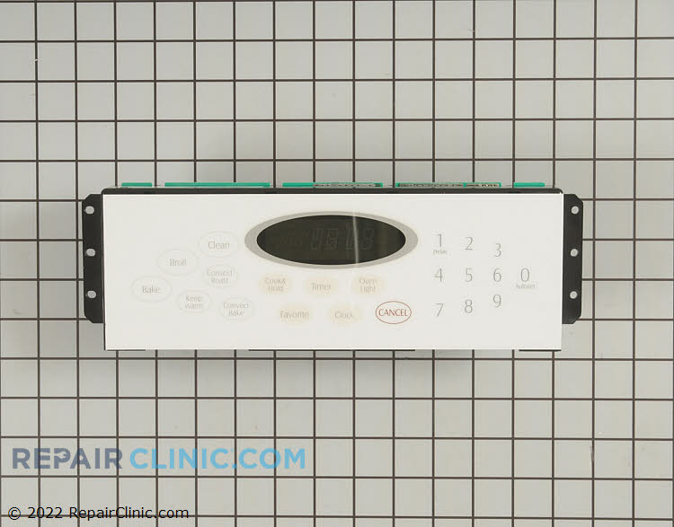Oven Control Board WP74008656 Alternate Product View