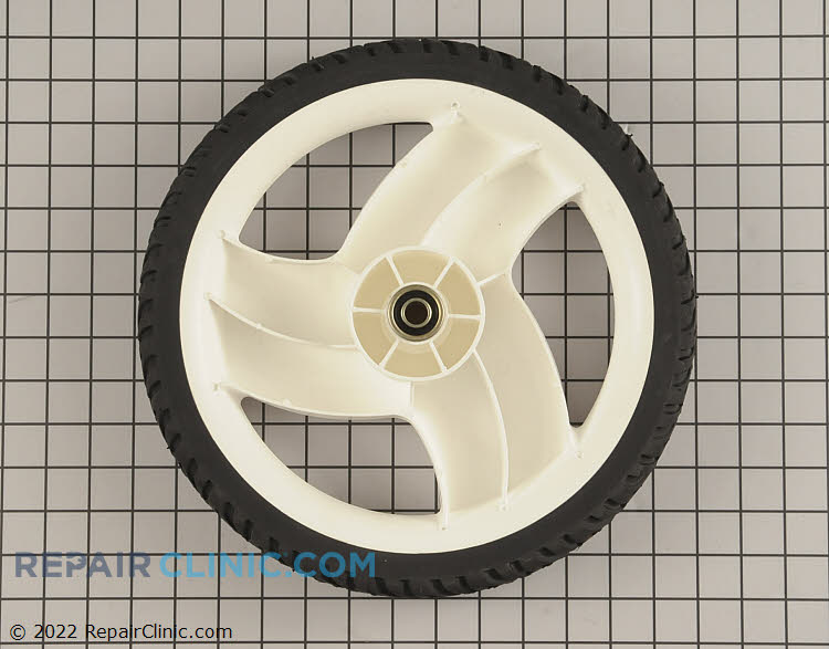 Wheel Assembly 105-1816 Alternate Product View