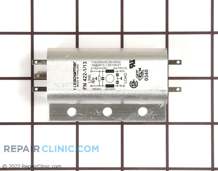 Capacitor 00323344 Alternate Product View