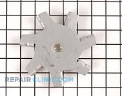 Fan Blade - Part # 1543597 Mfg Part # 5700M652-45