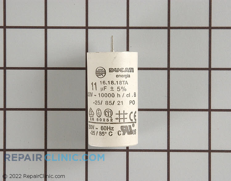 Run Capacitor W10282177       Alternate Product View