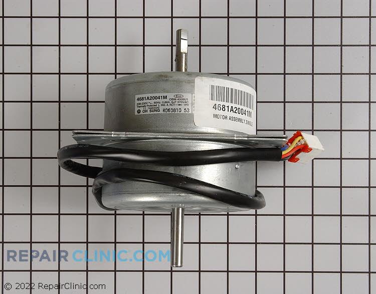 Fan Motor 4681A20041M Alternate Product View