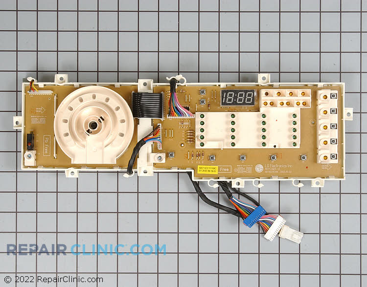 User Control and Display Board 6871EC1116C     Alternate Product View