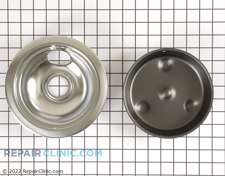 Burner Drip Bowl kit 00486105 Alternate Product View