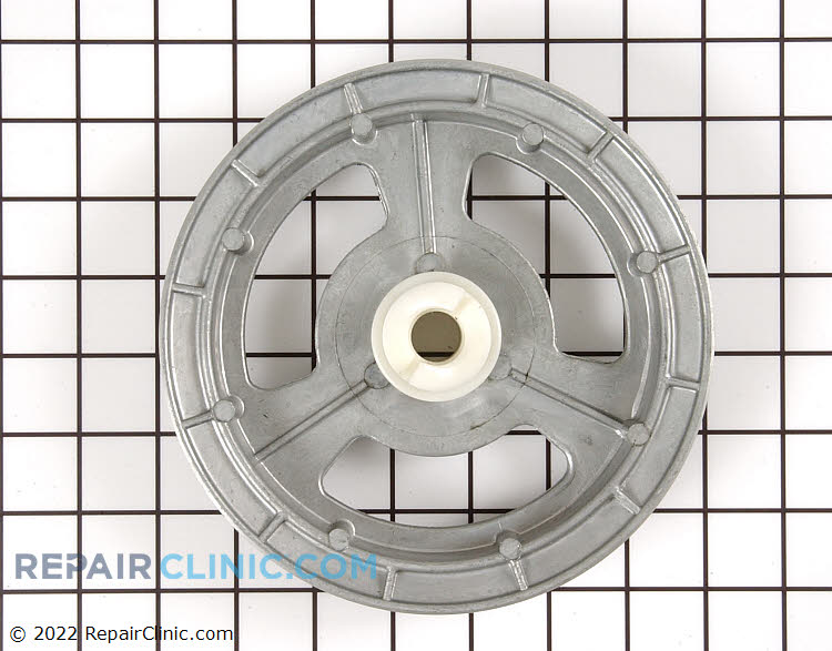 Transmission drive pulley