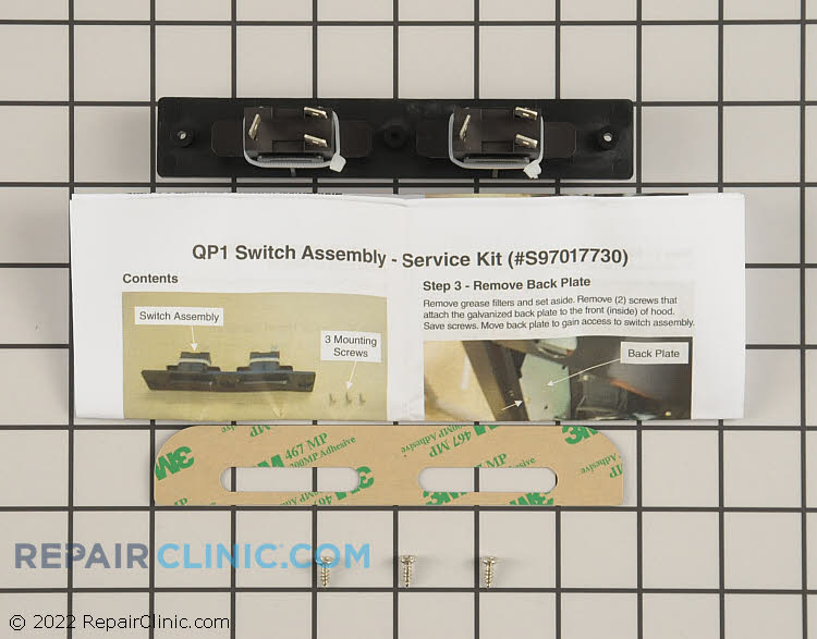 Switch Kit S97017730 Alternate Product View