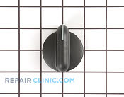 Elegant Control Knob   Part # 776858 Mfg Part # WP3191922