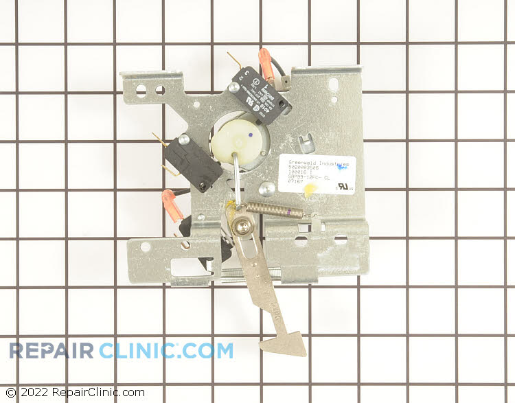 Door Lock Motor and Switch Assembly 00489102 Alternate Product View