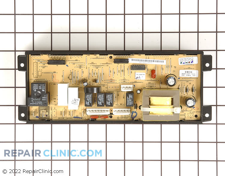 Oven Control Board 316418731 Alternate Product View