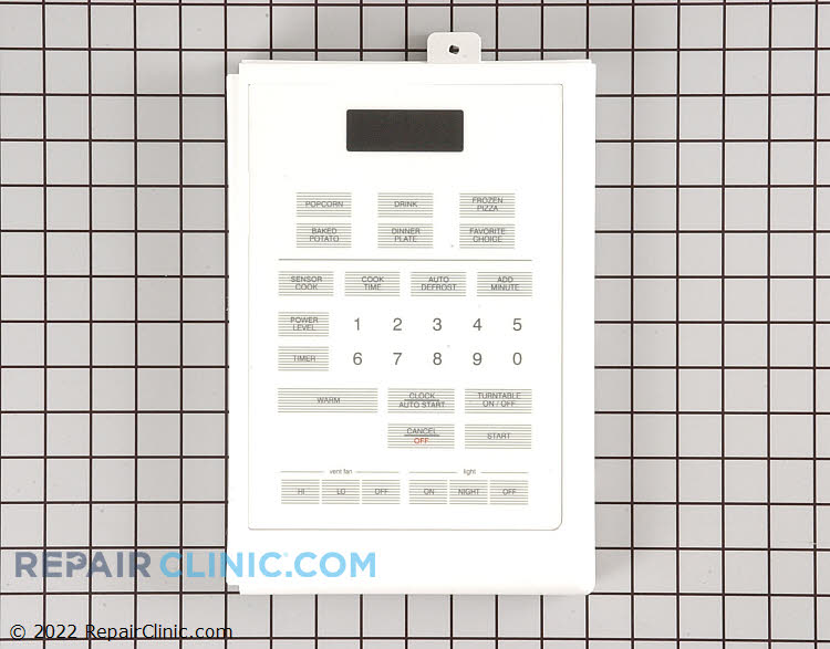 Touchpad and Control Panel 56001263        Alternate Product View