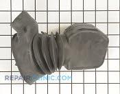 Tub-to-Pump Hose - Part # 1154844 Mfg Part # 134455900