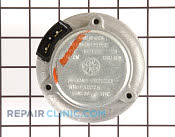 Condenser Fan Motor - Part # 305561 Mfg Part # WR60X225