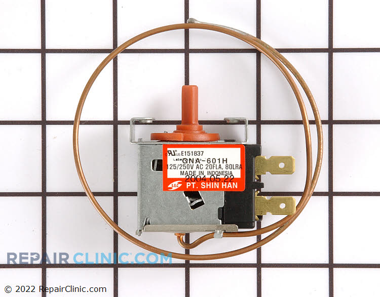 Temperature Control Thermostat WJ28X10013      Alternate Product View