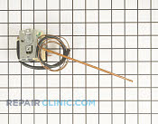 Temperature Control Thermostat - Part # 4436346 Mfg Part # WP74009277