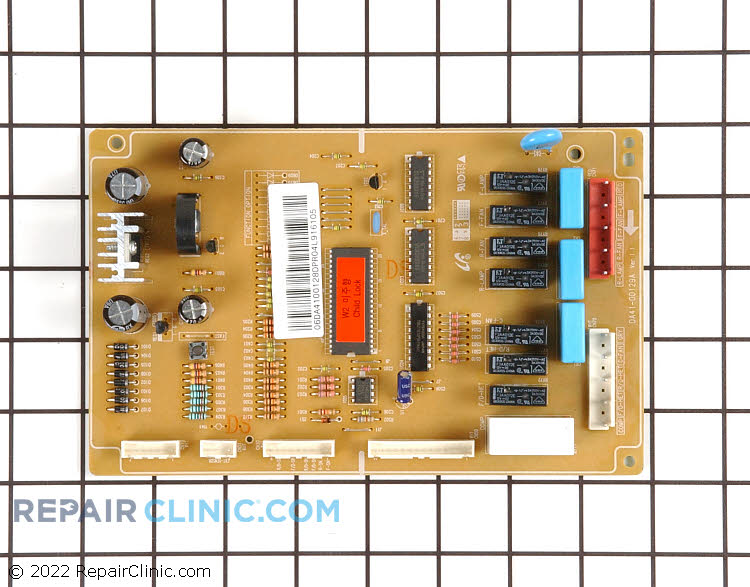 Main Control Board DA41-00128D Alternate Product View
